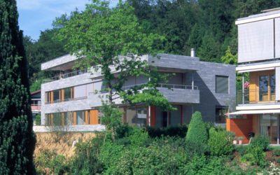 Wohnhaus mit 3 Eigentumswohnungen, Bellevueweg Zug