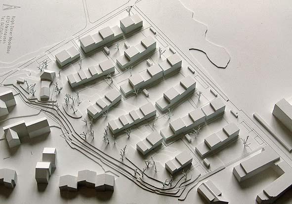 Wohnüberbauung Allrüti, Rotkreuz